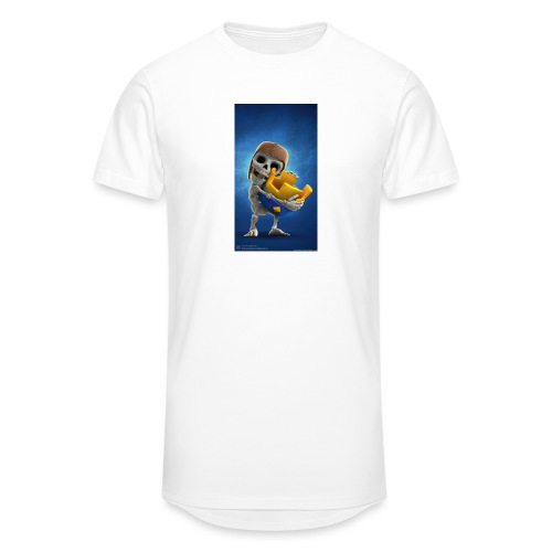 TheClashGamer t-shirt - Männer Urban Longshirt
