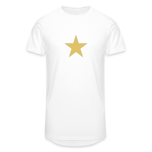 ardrossan st.pauli star - Men's Long Body Urban Tee