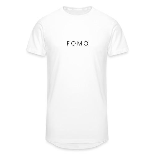 /fomo/ - Długa koszulka męska urban style