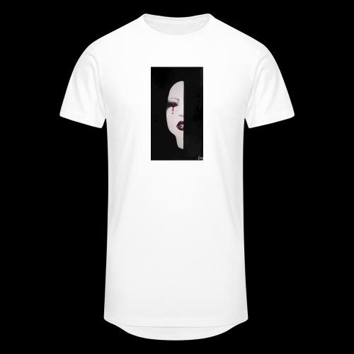 BlackWhitewoman - Maglietta  Urban da uomo