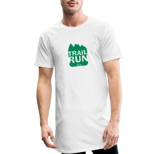 Trail Run - Männer Urban Longshirt
