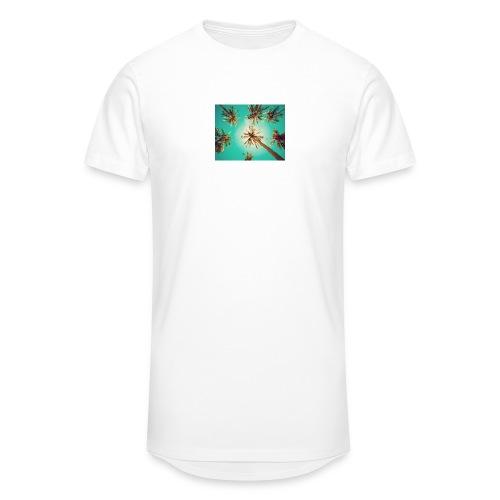 palm pinterest jpg - Men's Long Body Urban Tee
