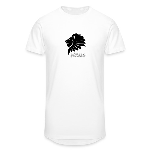 Gymlions T-Shirt - Männer Urban Longshirt