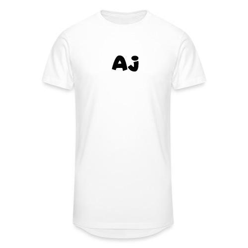 Alleen Juultje shirt - Mannen Urban longshirt