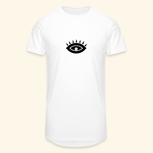 third eye - Urban lång T-shirt herr