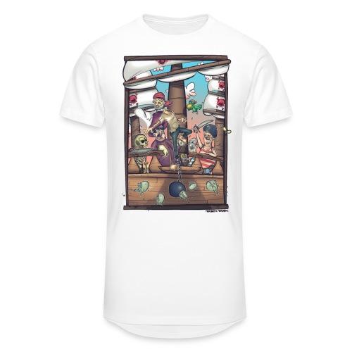 les pirates - T-shirt long Homme