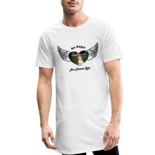 An Angel bunt - Männer Urban Longshirt