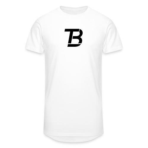 brtblack - Men's Long Body Urban Tee