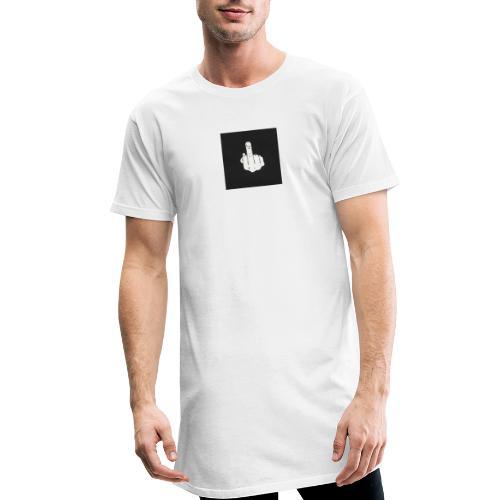 fu** - T-shirt long Homme