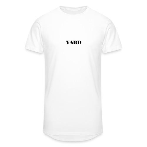 YARD basic - Mannen Urban longshirt