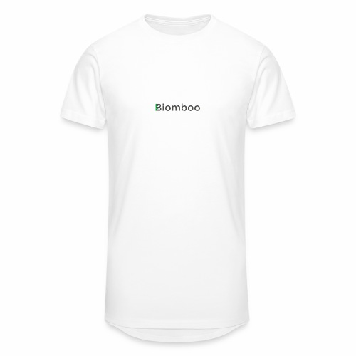 Biomboo Charcoal - Men's Long Body Urban Tee
