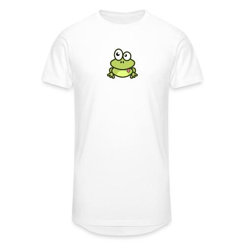Frog Tshirt - Men's Long Body Urban Tee