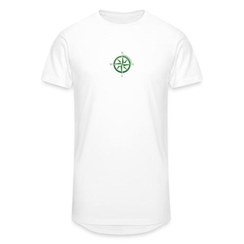 Team Bushcraft Kompass - Männer Urban Longshirt