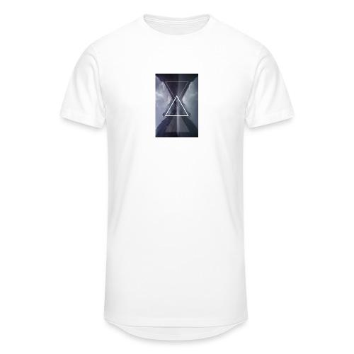 SHAPE - Długa koszulka męska urban style
