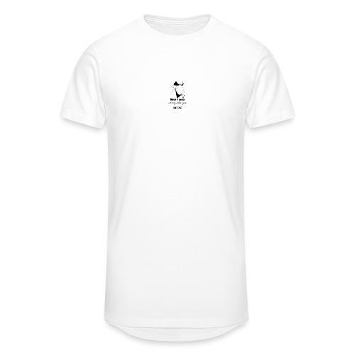 Booty Club - T-Shirt - Männer Urban Longshirt