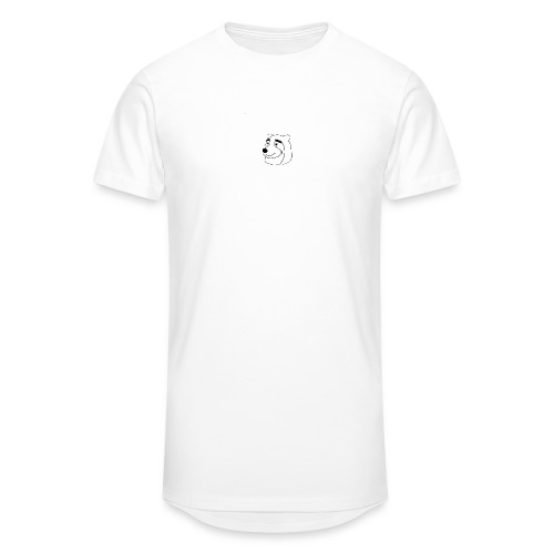 Ours - T-shirt long Homme