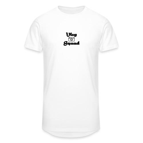 Vlog Squad - Men's Long Body Urban Tee