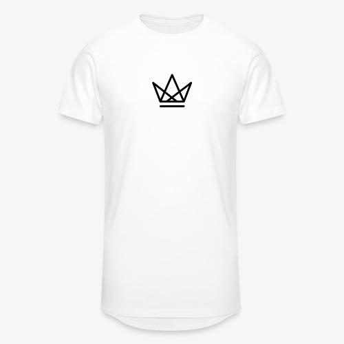 Regal Crown - Men's Long Body Urban Tee