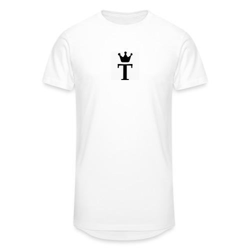 King Tobias of Norway - Urban lang T-skjorte for menn
