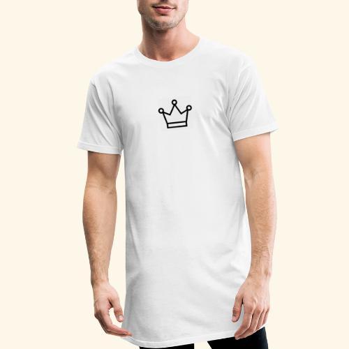 The Queen - Herre Urban Longshirt