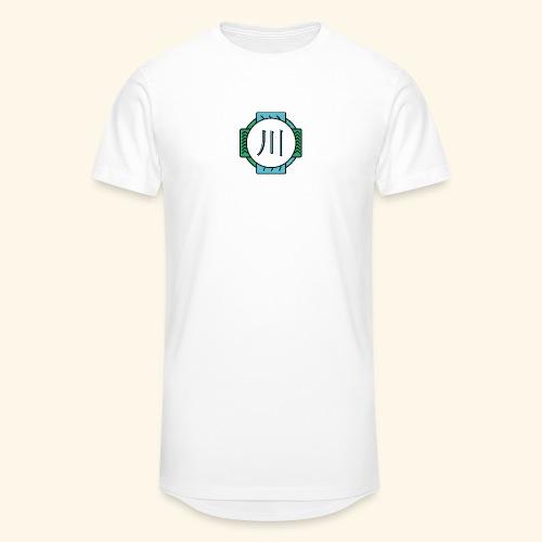 RIVER - T-shirt long Homme