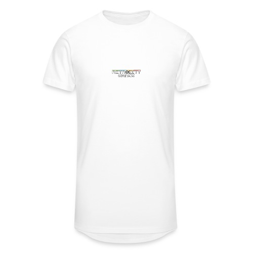 tasse officielle - T-shirt long Homme