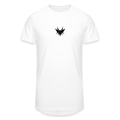 Mens Unit Basketball Shirt - Men's Long Body Urban Tee