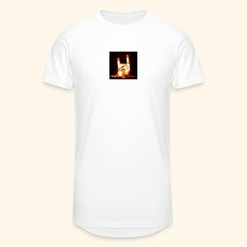 fingers bomb - T-shirt long Homme