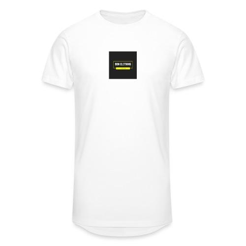 Don kläder - Urban lång T-shirt herr