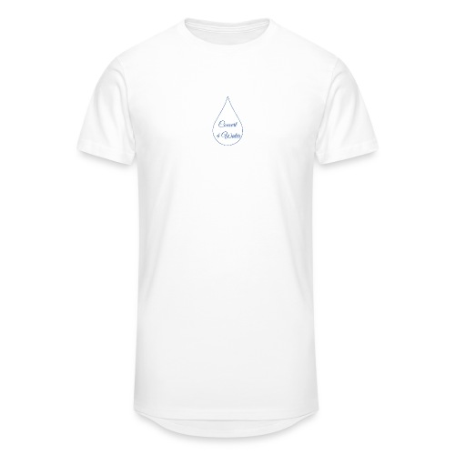 Concert 4 Water's Image Logo - Men's Long Body Urban Tee