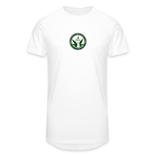 Legalise Cannabis - Northern Ireland - Men's Long Body Urban Tee