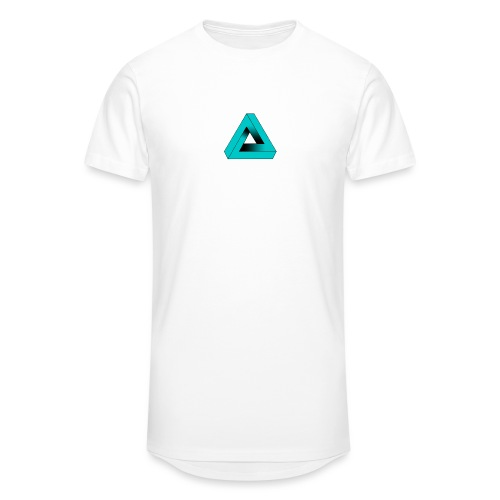 Impossible Triangle - Men's Long Body Urban Tee