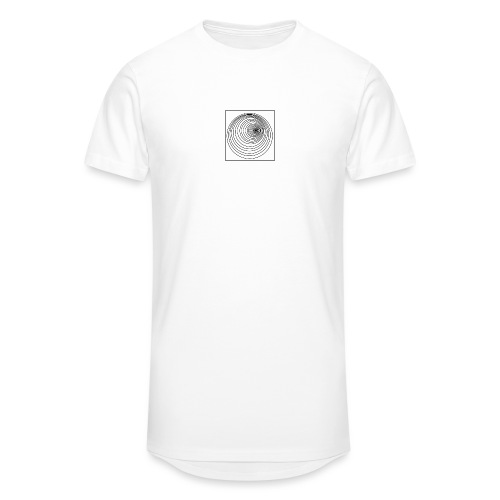 Fond - T-shirt long Homme