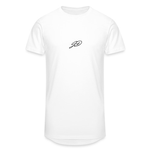Jamie Debnam Logo - Men's Long Body Urban Tee