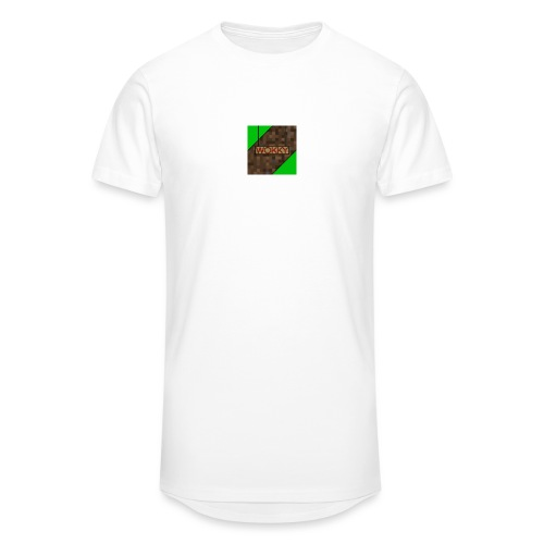 Wokky T Shirt - Urban lång T-shirt herr