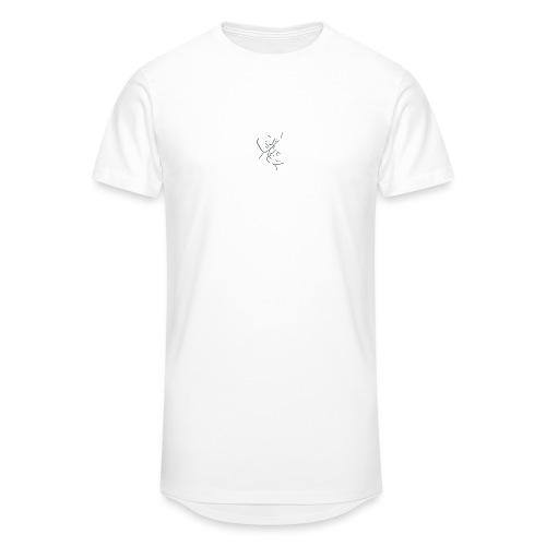 Kär - Urban lång T-shirt herr
