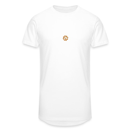 Geek Vault Merchandise - Men's Long Body Urban Tee