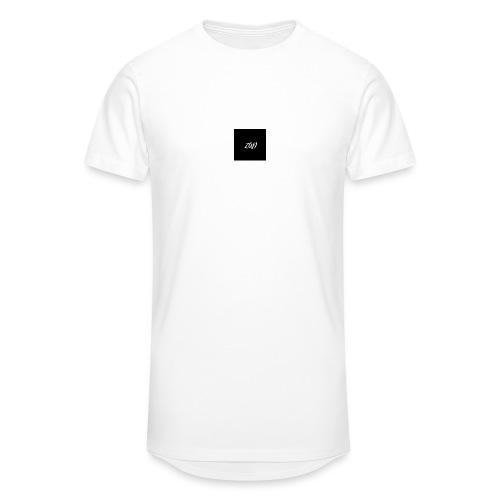 Zad logo 1 - T-shirt long Homme