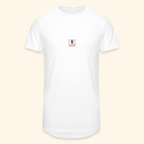 Janni Original Streetwear Collection - Herre Urban Longshirt