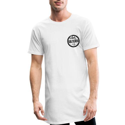 Club de Solteros (logo negro) - Camiseta urbana para hombre