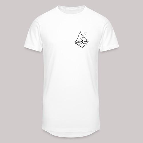 Sagrado Corazón de Jesús - Camiseta urbana para hombre
