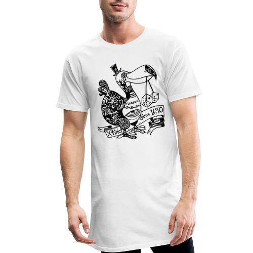 Dronte - Männer Urban Longshirt