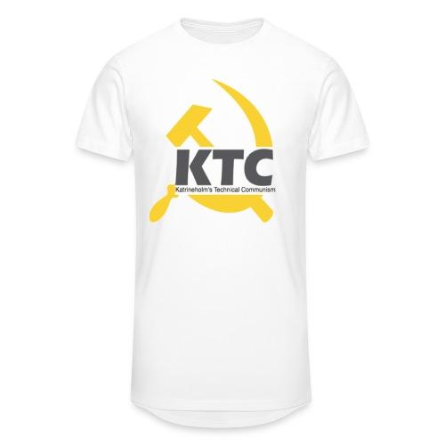 kto communism shirt - Urban lång T-shirt herr