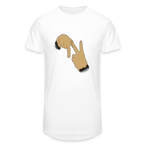 Double N - T-shirt long Homme