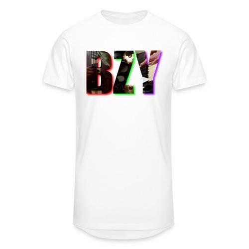 BZY - OFICJALNY PROJEKT - Długa koszulka męska urban style