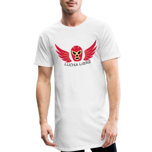 Lucha Libre - T-shirt long Homme