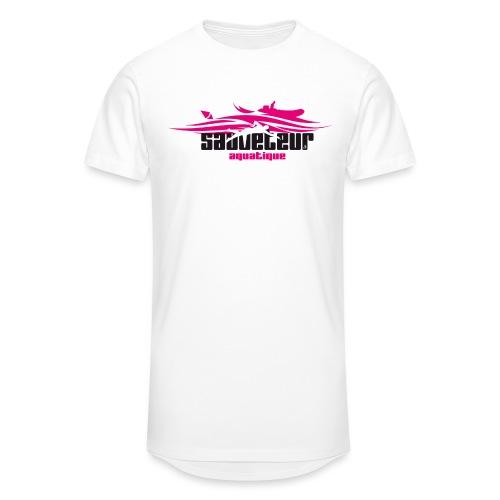 sauveteur aquatique - T-shirt long Homme