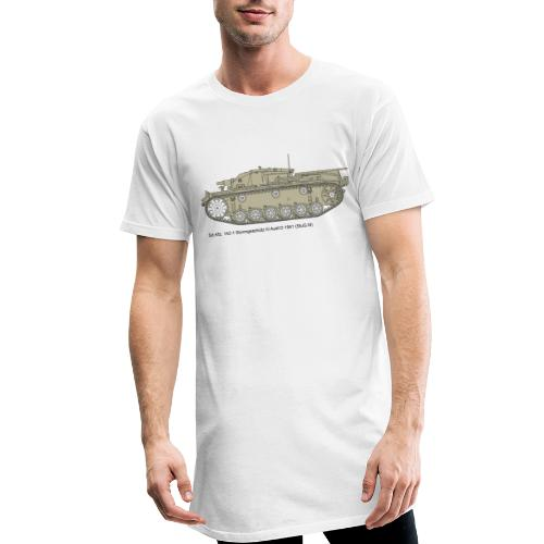 Stug III Ausf D. - Männer Urban Longshirt