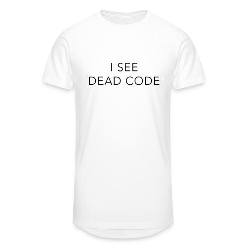 i see dead code - Men's Long Body Urban Tee