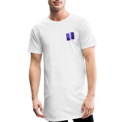 N-DER Cyber - T-shirt long Homme